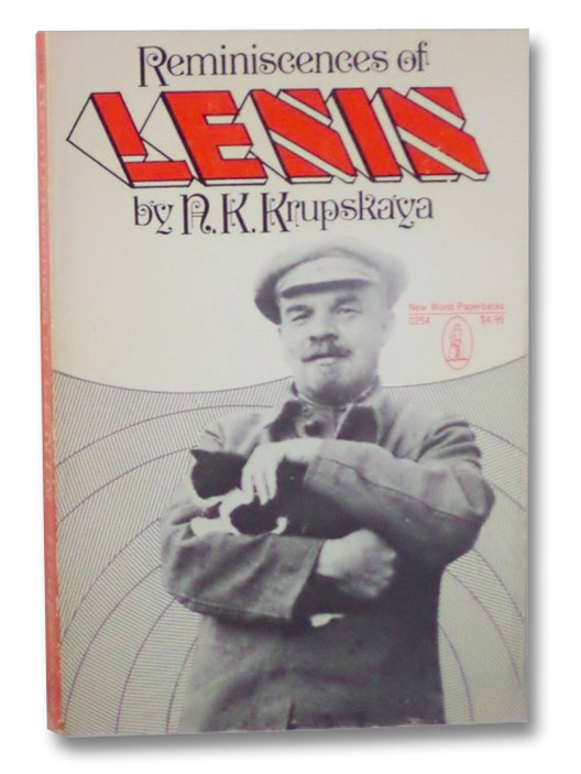 Reminiscences of Lenin, Krupskaya, N.K.