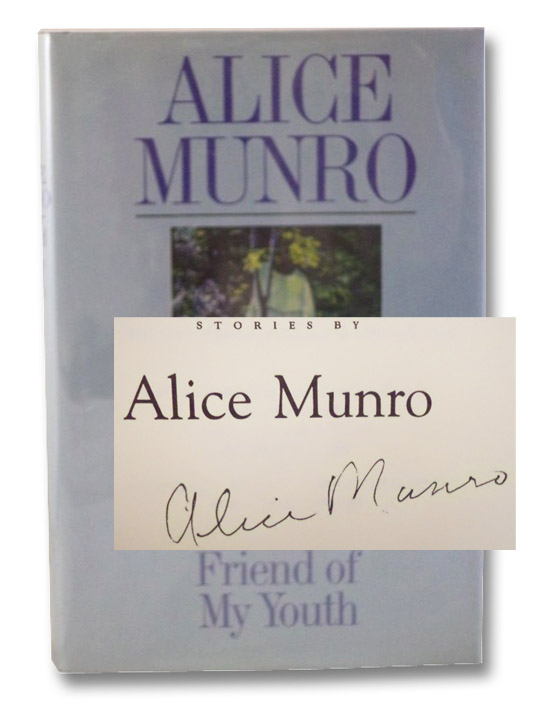 Friend of My Youth: Stories, Munro, Alice