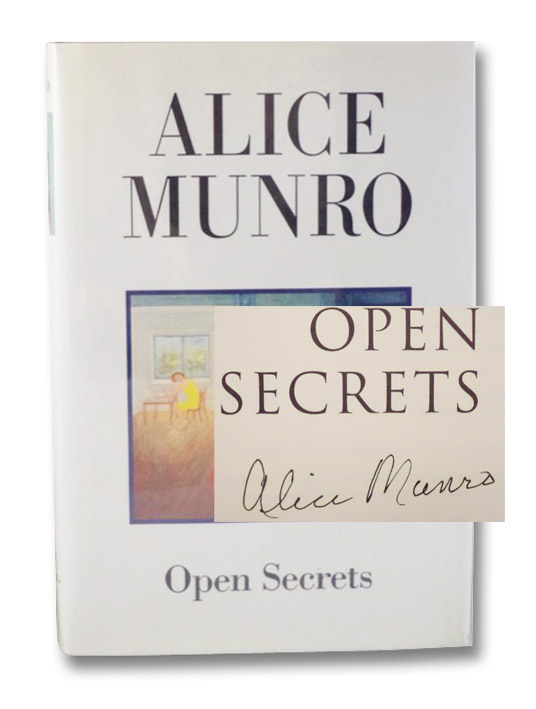 Open Secrets: Stories, Munro, Alice