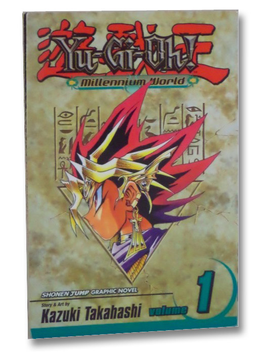 Yu-Gi-Oh! Millennium World, Vol. 1, Takahashi, Kazuki