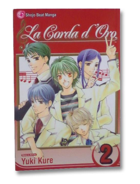 La Corda d'Oro, Vol. 2, Kure, Yuki