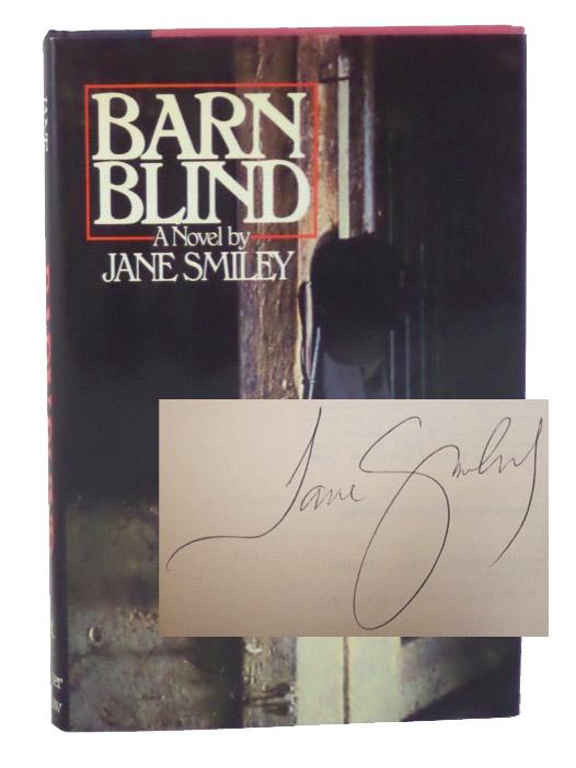 Barn Blind, Smiley, Jane