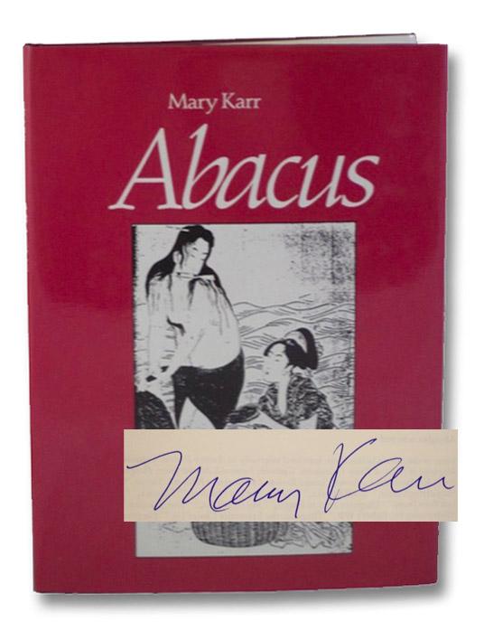 Abacus (Wesleyan New Poets Series), Karr, Mary