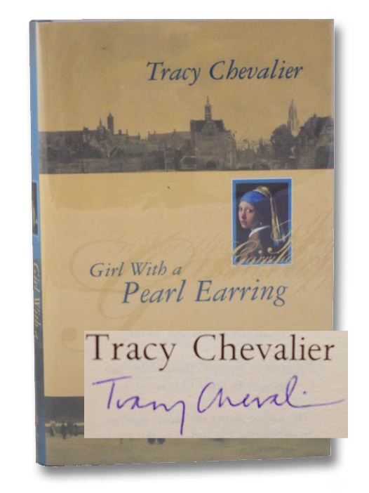 Girl with a Pearl Earring, Chevalier, Tracy
