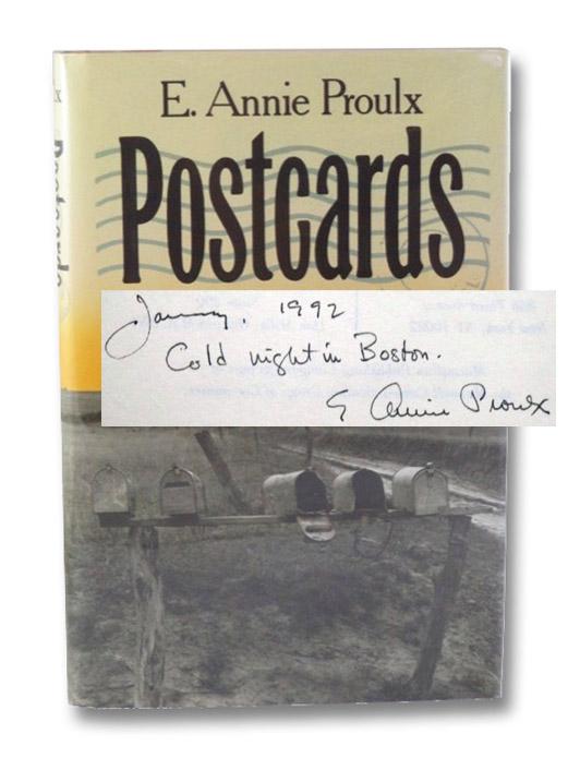 Postcards, Proulx, E. Annie