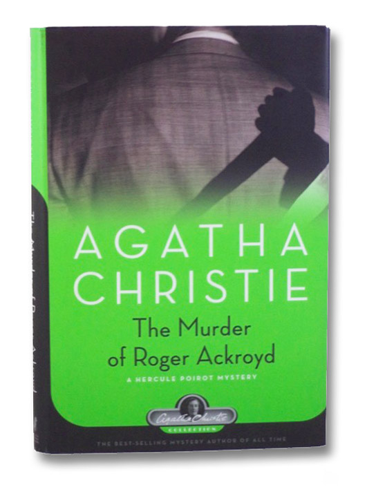 The Murder of Roger Ackroyd (Hercule Poirot Mysteries), Christie, Agatha