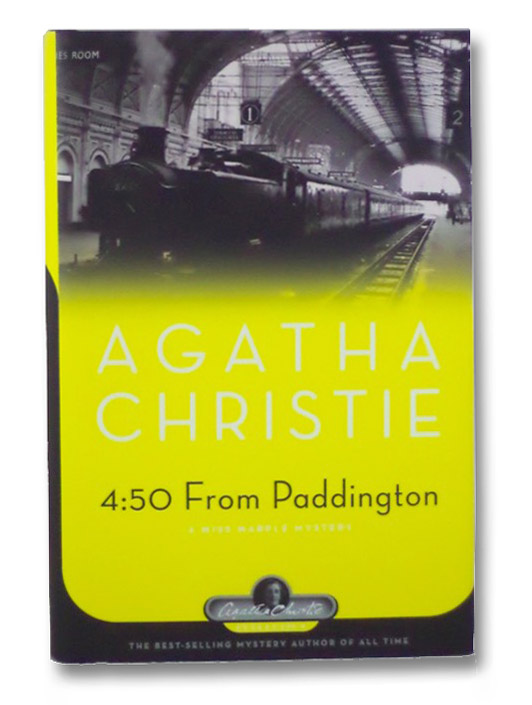 4:50 From Paddington: A Miss Marple Mystery, Christie, Agatha