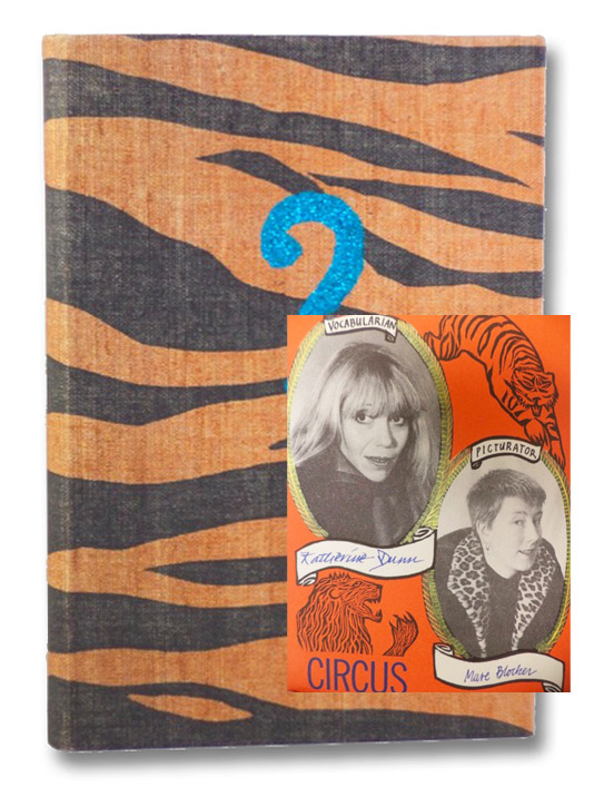 Mystery Girls' Circus and College of Conundrum, Official Route Book, Season of 1991, Dunn, Katherine