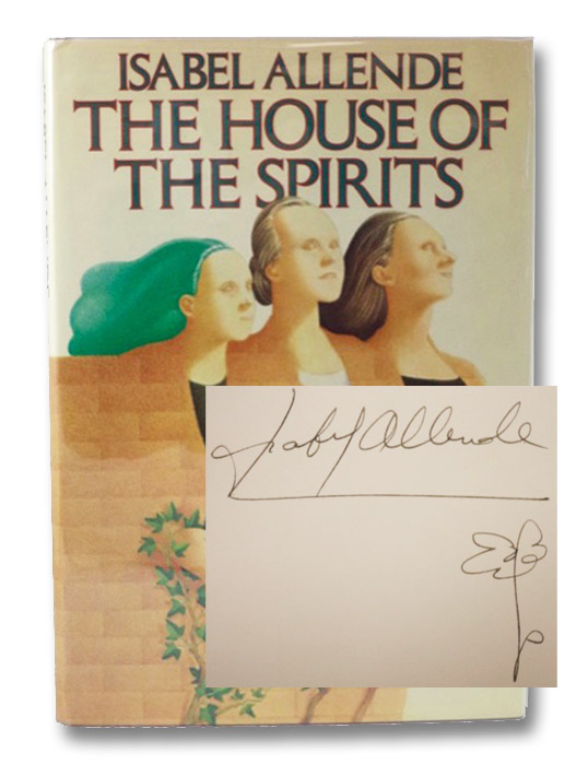 The House of the Spirits, Allende, Isabel; Bogin, Magda