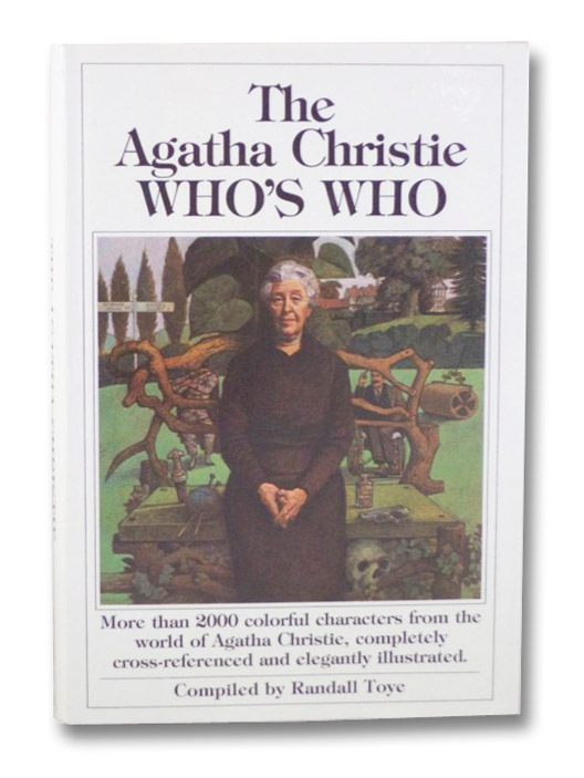 The Agatha Christie Who's Who, Toye, Randall