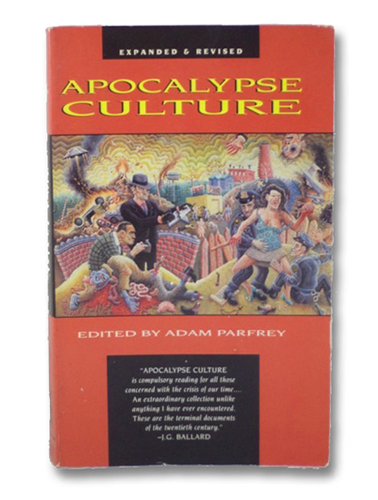 Apocalypse Culture (Expanded & Revised), Parfrey, Adam
