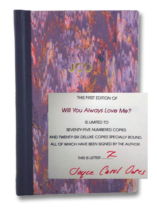 Will You Always Love Me?, Oates, Joyce Carol