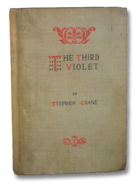 The Third Violet, Crane, Stephen