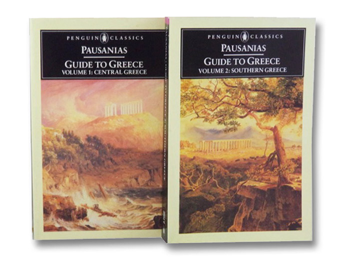 Guide To Greece 2-Volume Set (Volume 1: Central Greece; Volume 2: Southern Greece), Pausanias