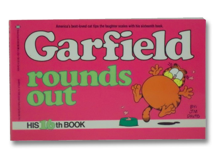 Garfield Rounds Out (His 16th Book), Davis, Jim