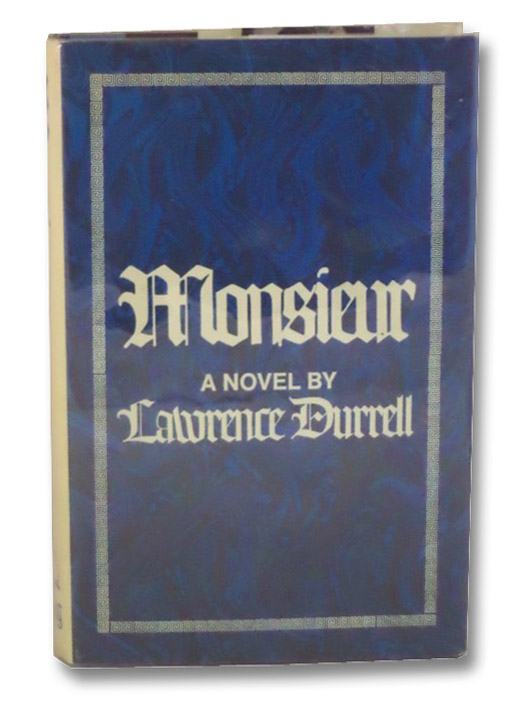 Monsieur: A Novel, Durrell, Lawrence