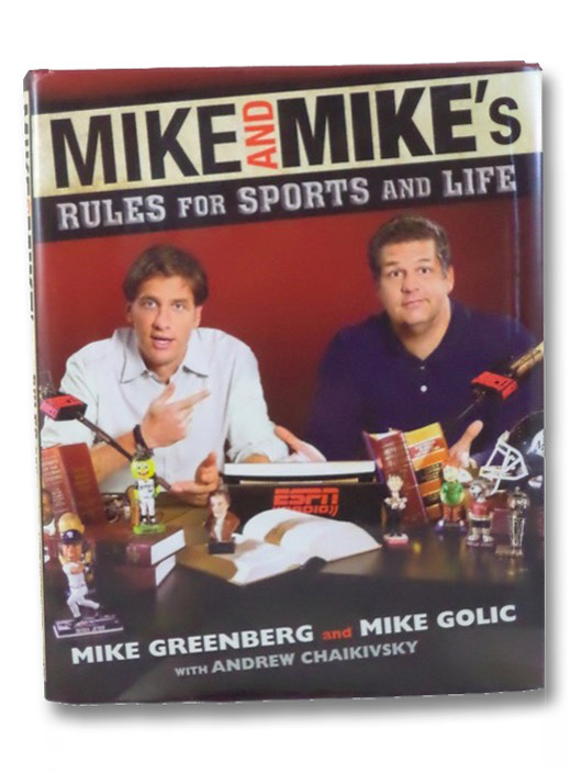 Mike and Mike's Rules for Sports and Life, Greenberg, Mike