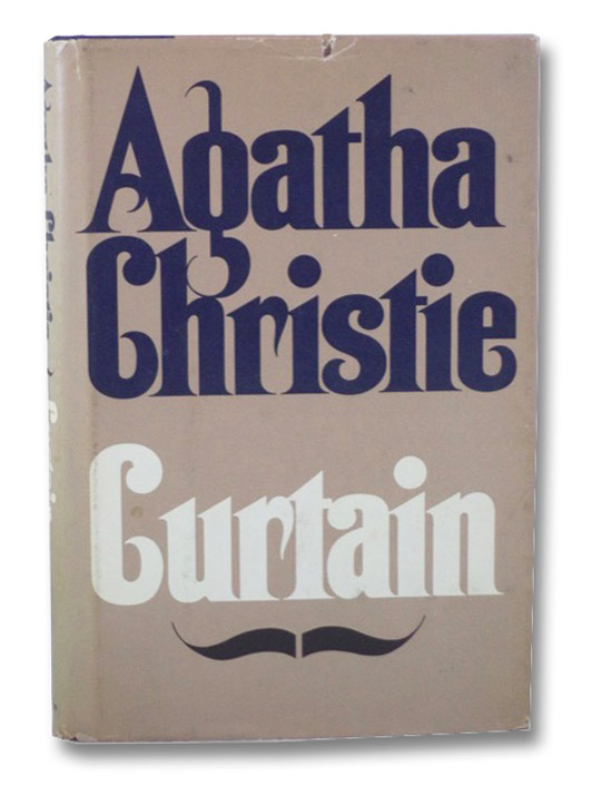 Curtain, Christie, Agatha