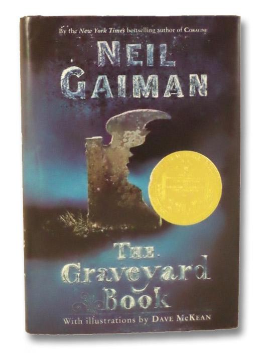 The Graveyard Book, Gaiman, Neil