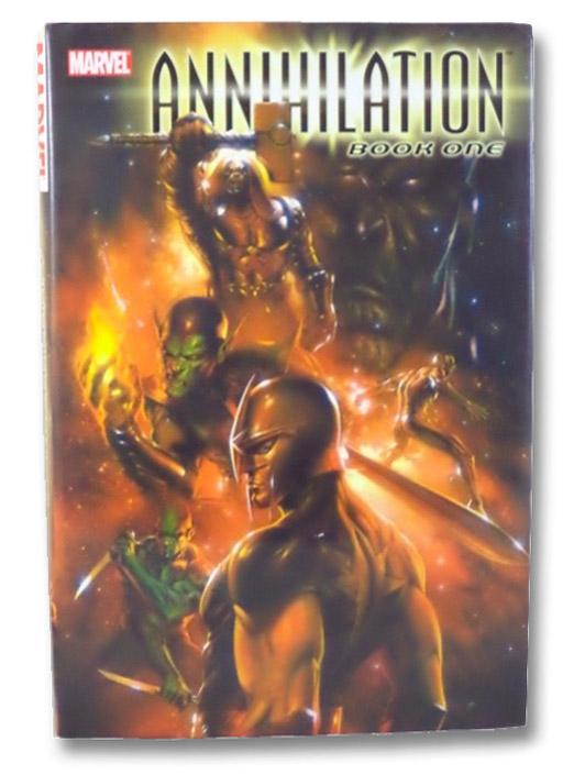 Annihilation: Book 1 (Marvel Comics), Giffen, Keith; Abnett, Dan