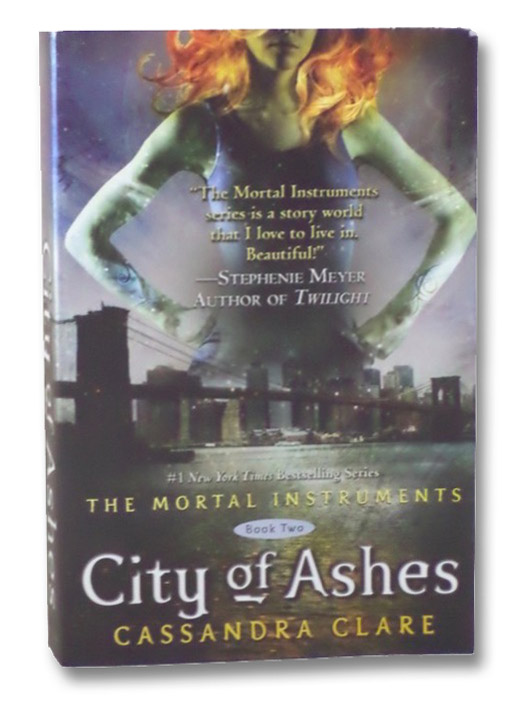 City of Ashes (The Mortal Instruments), Clare, Cassandra
