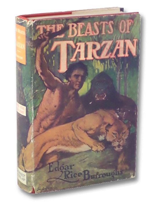 The Beasts of Tarzan (Tarzan Series Book 3), Burroughs, Edgar Rice