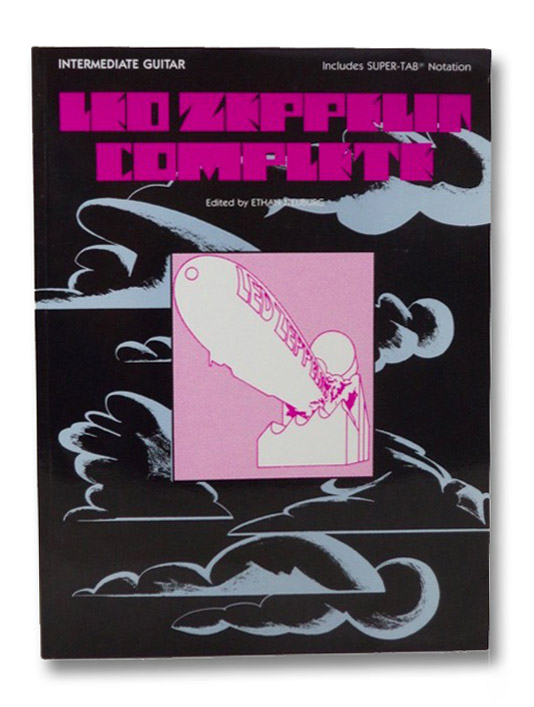 Led Zeppelin Complete: Intermediate Guitar Includes Super Tab Notation, Neuberg, Ethan
