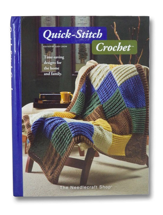 Quick-Stitch Crochet, Crow, Judy
