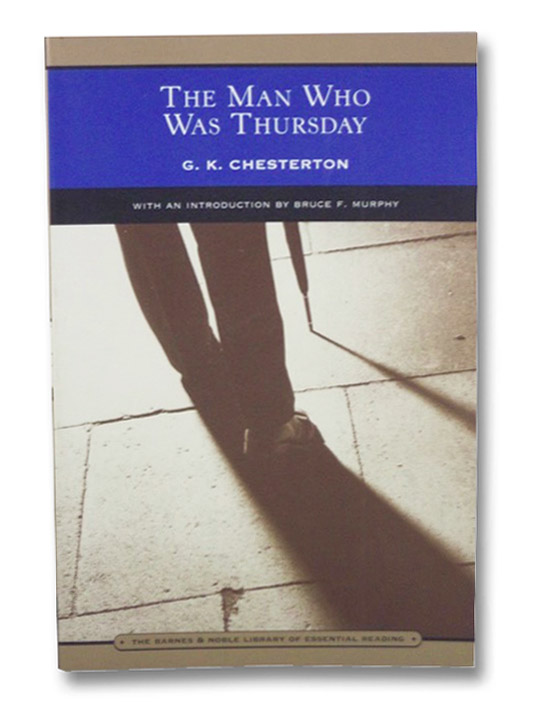 The Man Who Was Thursday, Chesterton, G.K.