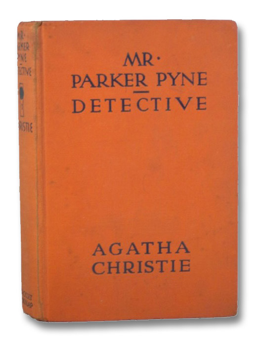 Mr. Parker Pyne, Detective, Christie, Agatha