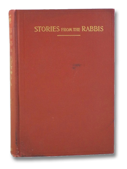 Stories From The Rabbis, Isaacs, Abram S.