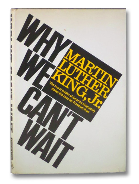Why We Can't Wait, King, Martin Luther Jr.