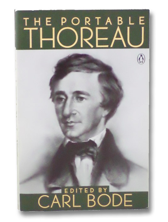 The Portable Thoreau, Thoreau, Henry David