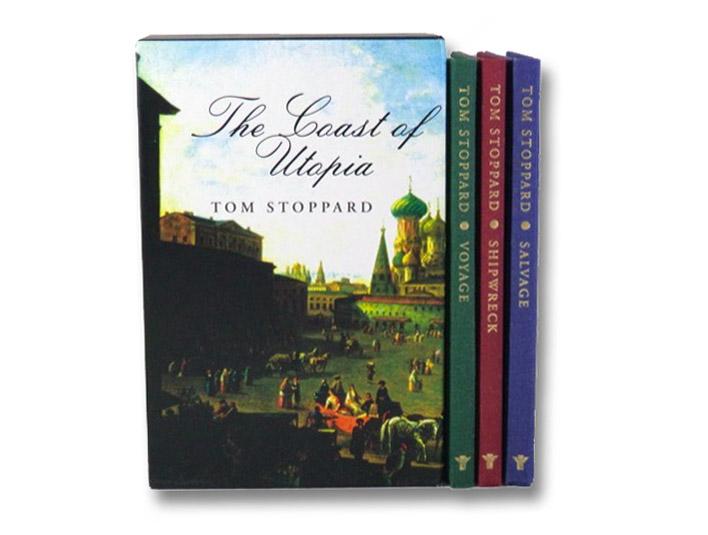 The Coast of Utopia: Voyage; Shipwreck; Salvage, Stoppard, Tom