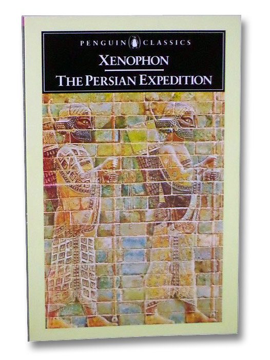 The Persian Expedition, Xenophon