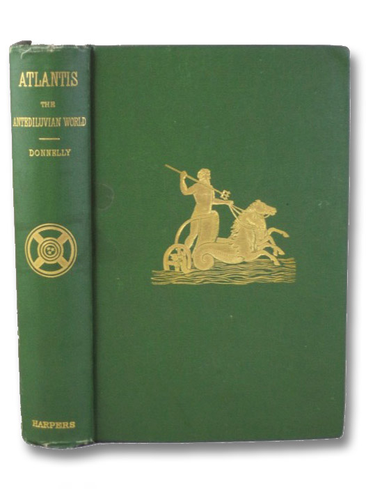 Atlantis: The Antediluvian World., Donnelly, Ignatius
