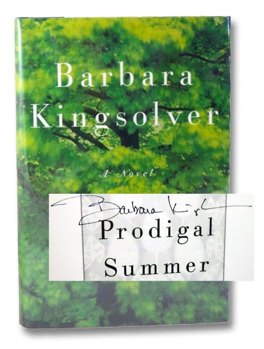 Prodigal Summer, Kingsolver, Barbara