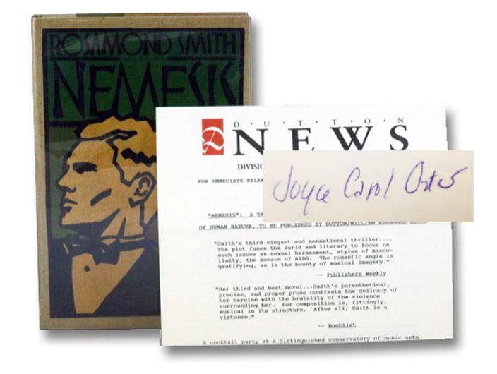 Nemesis: A Novel, Smith, Rosamond [Oates, Joyce Carol]