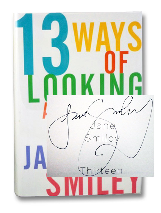 Thirteen [13] Ways of Looking at the Novel, Smiley, Jane