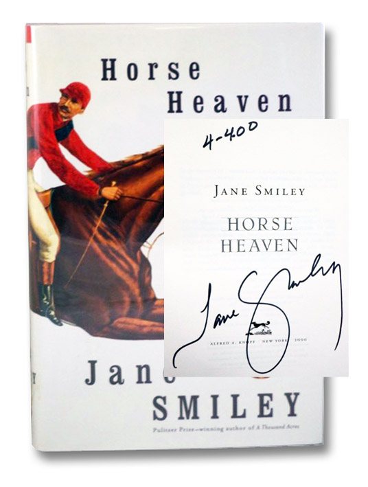 Horse Heaven: A Novel, Smiley, Jane
