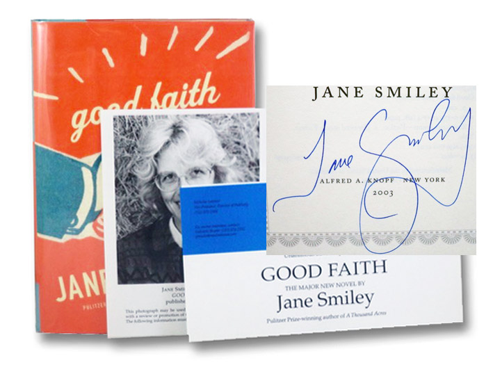 Good Faith: A Novel, Smiley, Jane