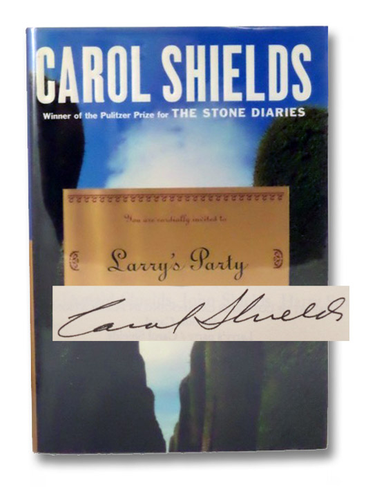 Larry's Party: A Novel, Shields, Carol