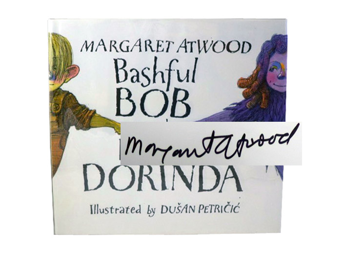 Bashful Bob and Doleful Dorinda, Atwood, Margaret