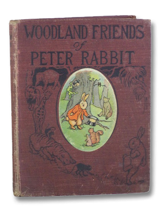 Woodland Friends of Peter Rabbit, [Potter, Beatrix]