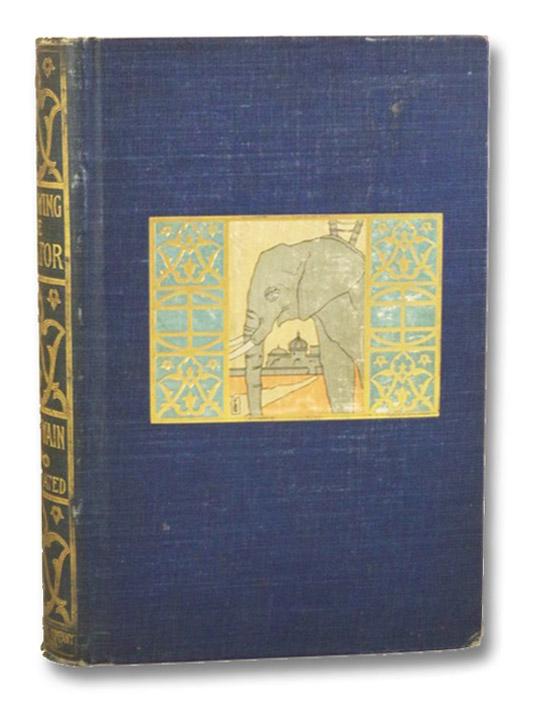 Following the Equator: A Journey Around the World, Twain, Mark (Clemens, Samuel L.)