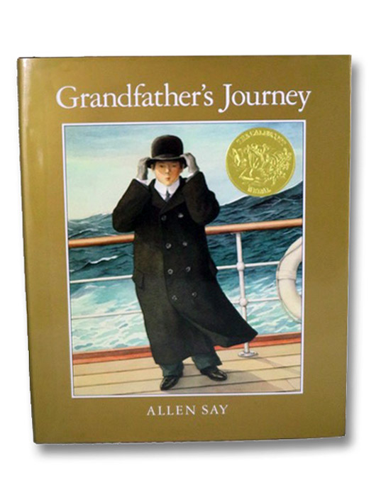 Grandfather's Journey, Say, Allen