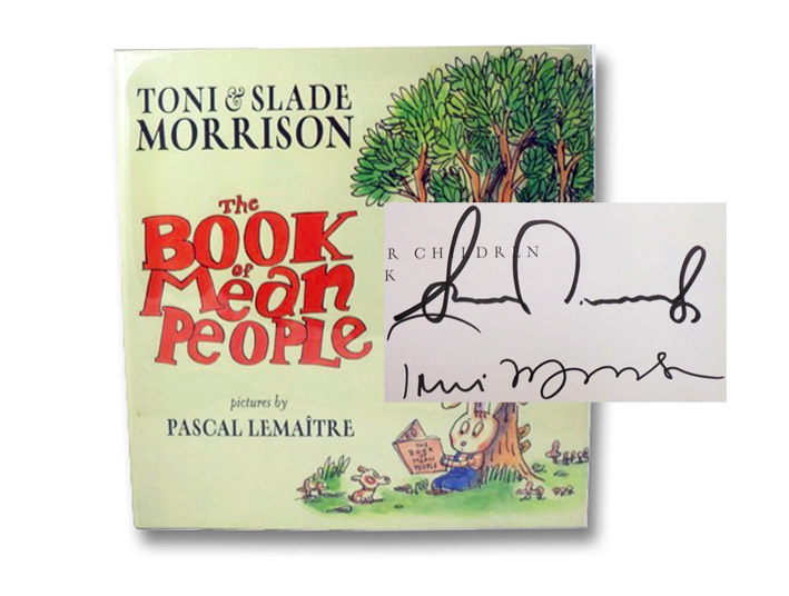 The Book of Mean People, Morrison, Toni & Slade