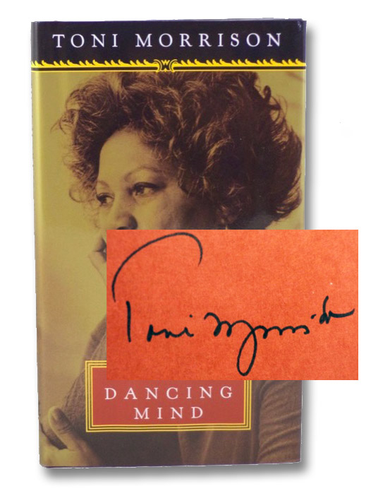 The Dancing Mind: Speech upon Acceptance of the National Book Foundation Medal for Distinguished Contribution to American Letters on the Sixth of November, Nineteen Hundred and Ninety-Six, Morrison, Toni