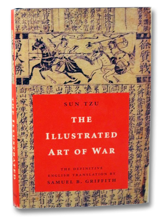 The Illustrated Art of War: The Definitive English Translation, Sun Tzu; Griffith, Samuel B.