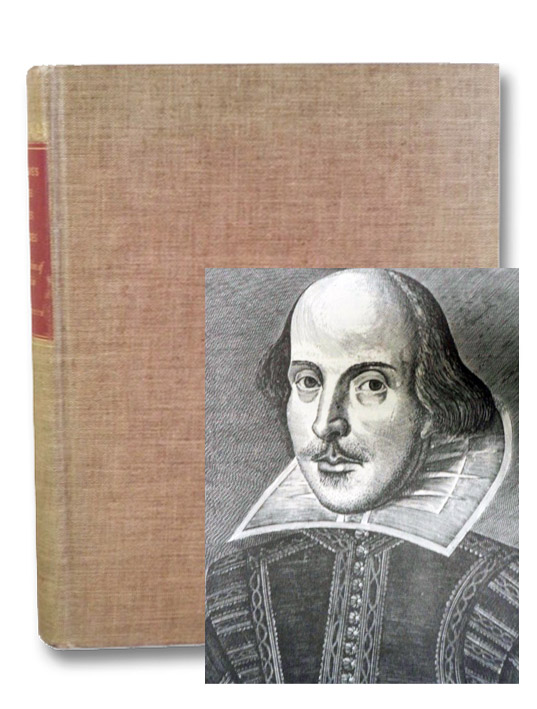 Mr. William Shakespeares Comedies, Histories, & Tragedies Published According to the True Originall Copies: A Photographic Facsimile of the First Folio Edition, Shakespeare, William; Kokeritz, Helge; Prouty, Charles Tyler